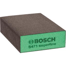 Губка для шлифования 69х97х26мм Super Fine BOSCH 2608608228, фото  - Метэкс