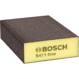 Губка для шлифования 69х97х26мм Fine BOSCH 2608608226, фото  - Метэкс