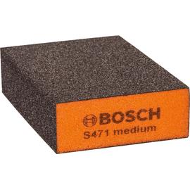 Губка для шлифования 69х97х26мм Medium BOSCH 2608608225, фото  - Метэкс