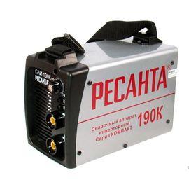 Инвертор сварочный САИ 190К (компакт) Ресанта, фото  - Метэкс