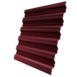 Профнастил НС-35 0,5 1,060 RAL 3005 красное вино, фото  - Метэкс