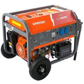 Генератор бензиновый Кратон GG-6500EM, фото - Метэкс