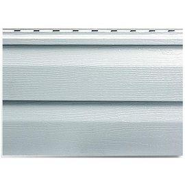 Сайдинг Альта Профиль светло-серый 3660 мм, фото  - Метэкс