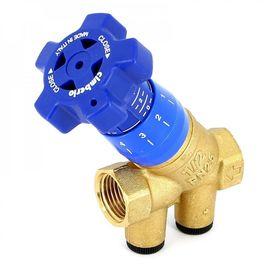 Балансировочный клапан Cim 787 Ду 32 ручной, фото  - Метэкс