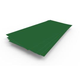 В НАЛИЧИИ Лист гладкий 1,25х2,5х0,5 зеленая листва RAL 6002, фото - Метэкс