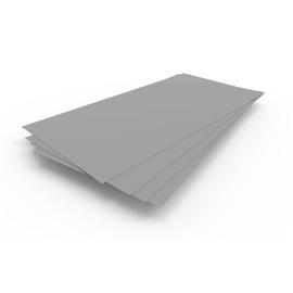 В НАЛИЧИИ Лист гладкий 1,25х2,5х0,5 серый RAL 7004, фото - Метэкс
