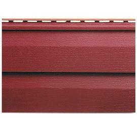 Сайдинг Альта Профиль красный 3660 мм, фото  - Метэкс