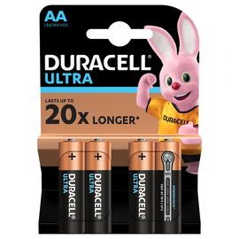 Батарейка DURACELL ULTRA AA (4 шт), фото  - Метэкс