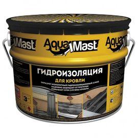 AquaMast кровля ( 3кг) мастика битумно-резиновая, фото  - Метэкс