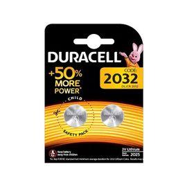 Батарейка DURACELL 2032 3V (2 шт), фото  - Метэкс