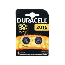 Батарейка DURACELL 2016 3V (2 шт), фото  - Метэкс