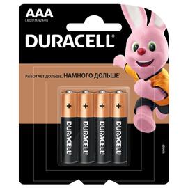 Батарейка DURACELL Basic AAA (4 шт), фото  - Метэкс