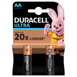 Батарейка DURACELL ULTRA AA (2 шт), фото  - Метэкс