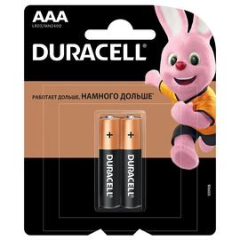 Батарейка DURACELL Basic AAA (2 шт), фото  - Метэкс