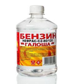 Бензин галоша (нефрас) 0,5 л, фото - Метэкс