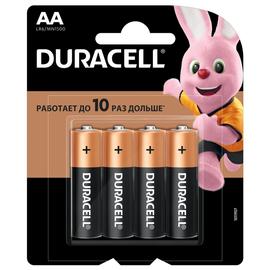 Батарейка DURACELL Basic AA (4 шт), фото  - Метэкс