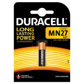 Батарейка DURACELL MN27 12V (1 шт), фото  - Метэкс