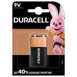 Батарейка DURACELL Basic 9V (1 шт), фото  - Метэкс