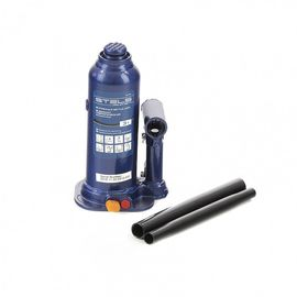 Домкрат гидравлический бутылочный 3 т подъем 188-363 мм пластиковый кейс STELS 51173, фото - Метэкс