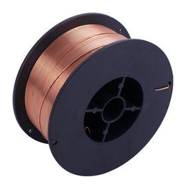 Проволока сварочная диаметр 0,6 мм Кратон стальная омедненная, фото - Метэкс