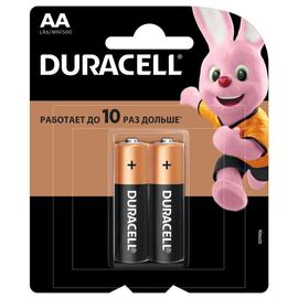 Батарейка DURACELL Basic AA (2 шт), фото  - Метэкс