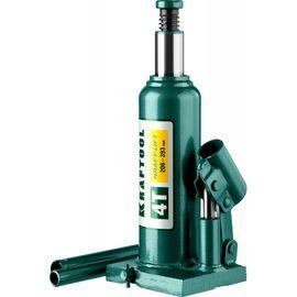 Домкрат гидравлический бутылочный 4 т подъем 206-393 мм Kraft-Lift KRAFTOOL 43462-4_z01, фото  - Метэкс