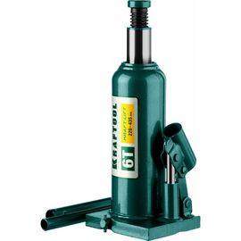 Домкрат гидравлический бутылочный 6 т подъем 220-435 мм Kraft-Lift KRAFTOOL 43462-6_z01, фото  - Метэкс
