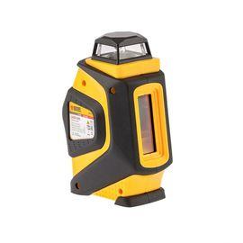 Уровень лазерный LX360 20 м, ± 0,3 мм/1 м DENZEL 35075, фото - Метэкс