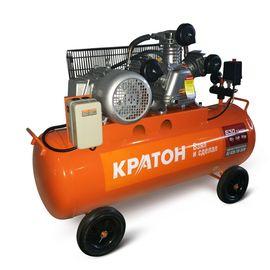 Компрессор с ременной передачей Кратон AC-630-110-BDW, фото  - Метэкс