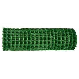 Сетка пластиковая в рулоне ячейка 90 x 100 мм 1,8 x 25 м Россия, фото  - Метэкс