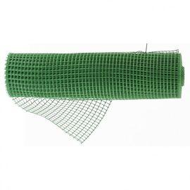 Сетка пластиковая в рулоне ячейка 17 x 14 мм 0,8 x 20 м Россия, фото  - Метэкс