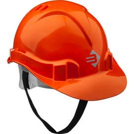 Каска защитная оранжевая ЗУБР 11090_z01, фото  - Метэкс