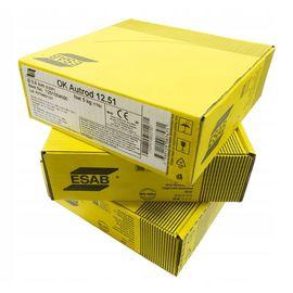 Проволока сварочная ESAB OK ПРО 51С 0,8мм (5 кг), фото , изображение 3 - Метэкс