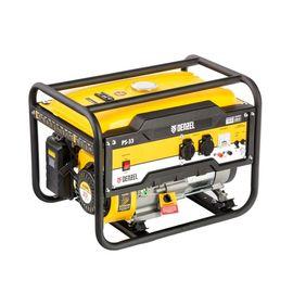 Генератор бензиновый Denzel PS 33 3.3 кВт 230 В 15 л ручной стартер 946834, фото - Метэкс