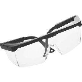Очки защитные с регулируемыми дужками прозрачные STAYER 2-110451, фото - Метэкс