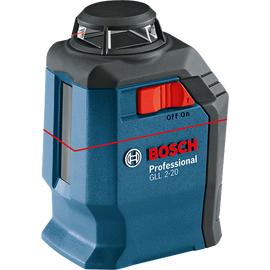 Нивелир лазерный GLL 2-20+ВМЗ BOSCH 0601063J00, фото  - Метэкс