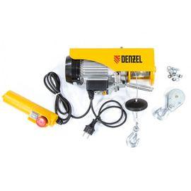 Тельфер электрический DENZEL TF-250 52011, фото  - Метэкс