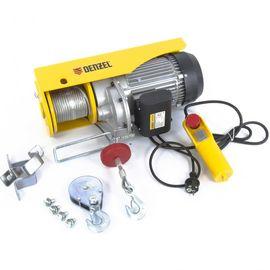 Тельфер электрический DENZEL TF-1200 52018, фото  - Метэкс