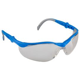 Очки защитные монолинза прозрачные ЗУБР 110310, фото  - Метэкс