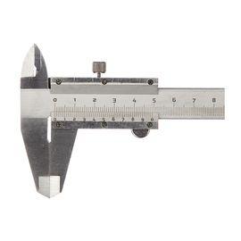 Штангенциркуль 150 мм цена деления 0,02 мм, металлический FIT 19844, фото , изображение 3 - Метэкс
