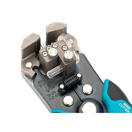 Щипцы для зачистки электропроводов 0,05-8 мм2 GROSS 17718, фото , изображение 3 - Метэкс