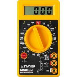 Мультиметр MAXDigital STAYER 45306, фото  - Метэкс