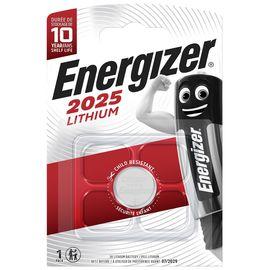 Батарейка ENERGIZER 2025 (1 шт), фото  - Метэкс