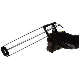 """Пистолет для герметика """"STANDART"""" скелетный STAYER 0665, фото , изображение 4 - Метэкс"""