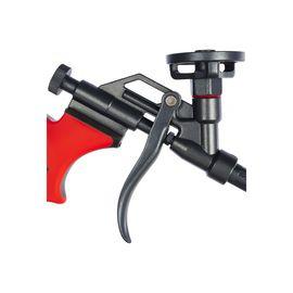 Пистолет для монтажной пены тефлоновое покрытие двухкомпонентная ручка MATRIX 88669, фото , изображение 2 - Метэкс