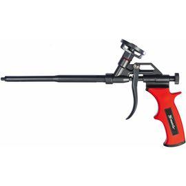 Пистолет для монтажной пены тефлоновое покрытие двухкомпонентная ручка MATRIX 88669, фото - Метэкс