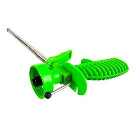 Пистолет для монтажной пены пластмассовый корпус СИБРТЕХ 88672, фото , изображение 2 - Метэкс