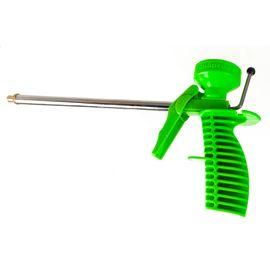 Пистолет для монтажной пены пластмассовый корпус СИБРТЕХ 88672, фото - Метэкс