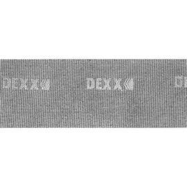 Сетка шлифовальная 105 x 280 мм Р 120 3 шт DEXX 35550-120_z01, фото - Метэкс
