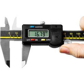 Штангенциркуль 150 мм электронный STAYER 34410-150, фото , изображение 3 - Метэкс